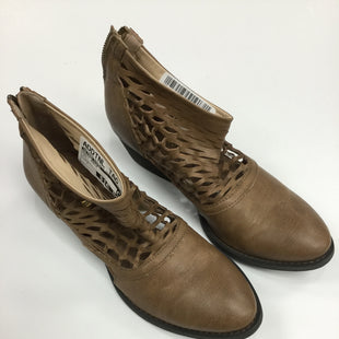 Primary Photo - BRAND: ALTARD STATE STYLE: BOOTS ANKLE COLOR: TAN SIZE: 7 SKU: 155-15545-203705