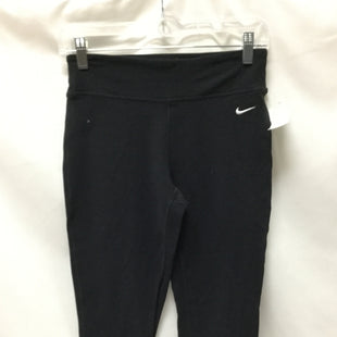 Primary Photo - BRAND: NIKE STYLE: ATHLETIC CAPRIS COLOR: BLACK SIZE: M SKU: 155-155228-1735