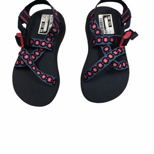 Primary Photo - BRAND: CHACOS STYLE: SANDALS FLAT COLOR: NAVY SIZE: 5 SKU: 155-155220-8881