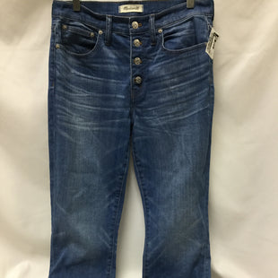 Primary Photo - BRAND: MADEWELL STYLE: JEANS COLOR: DENIM SIZE: 6 SKU: 155-155220-5638
