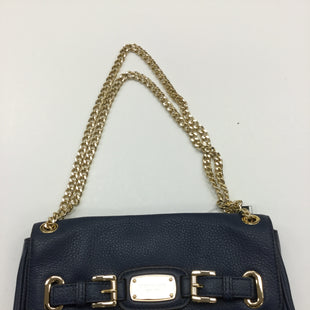 Primary Photo - BRAND: MICHAEL BY MICHAEL KORS STYLE: HANDBAG DESIGNER COLOR: NAVY SIZE: SMALL SKU: 155-155224-6463