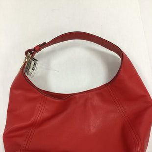 Primary Photo - BRAND: MICHAEL BY MICHAEL KORS STYLE: HANDBAG DESIGNER COLOR: RED SIZE: MEDIUM SKU: 155-155228-410