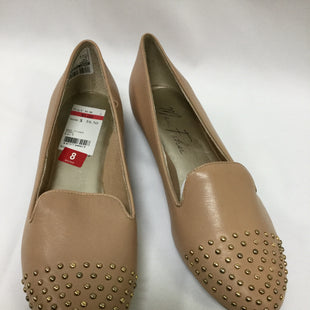 Primary Photo - BRAND: MARC FISHER STYLE: SHOES FLATS COLOR: TAN SIZE: 8 SKU: 155-155220-4475
