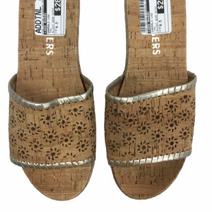 Primary Photo - BRAND: JACK ROGERS STYLE: SANDALS LOW COLOR: TAN SIZE: 6.5 OTHER INFO: SLIGHT WEAR NOTED SKU: 155-155130-216380