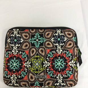 Primary Photo - BRAND: VERA BRADLEY STYLE: LAPTOP CASE COLOR: BROWN SKU: 155-15545-204662TABLET SLEEVE IN SIERRA
