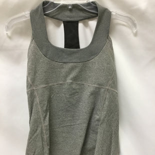 Primary Photo - BRAND: LULULEMON STYLE: ATHLETIC TANK TOP COLOR: STRIPED SIZE: 10SKU: 155-155190-3233