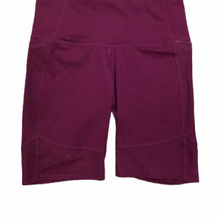 Primary Photo - BRAND:    ALL IN MOTION STYLE: ATHLETIC SHORTS COLOR: MAROON SIZE: S SKU: 155-155220-8714