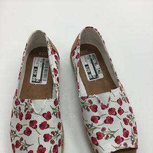 Primary Photo - BRAND: TOMS STYLE: SHOES FLATS COLOR: FLORAL SIZE: 7.5 SKU: 162-16299-22288