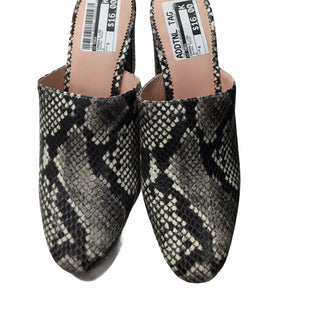 Primary Photo - BRAND: J CREW STYLE: SANDALS LOW COLOR: ANIMAL PRINT SIZE: 8 SKU: 155-155220-8560