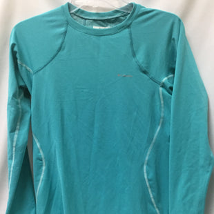 Primary Photo - BRAND: COLUMBIA STYLE: ATHLETIC TOP COLOR: BLUE SIZE: L SKU: 155-155228-1840