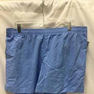 Primary Photo - BRAND: COLUMBIA STYLE: ATHLETIC SHORTS COLOR: BABY BLUE SIZE: XL SKU: 155-155224-14533