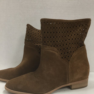 Primary Photo - BRAND: MICHAEL BY MICHAEL KORS STYLE: BOOTS ANKLE COLOR: BROWN SIZE: 11 SKU: 155-15599-240347
