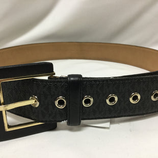 Primary Photo - BRAND: MICHAEL BY MICHAEL KORS STYLE: BELT COLOR: BLACK SIZE: XL SKU: 155-155224-19323