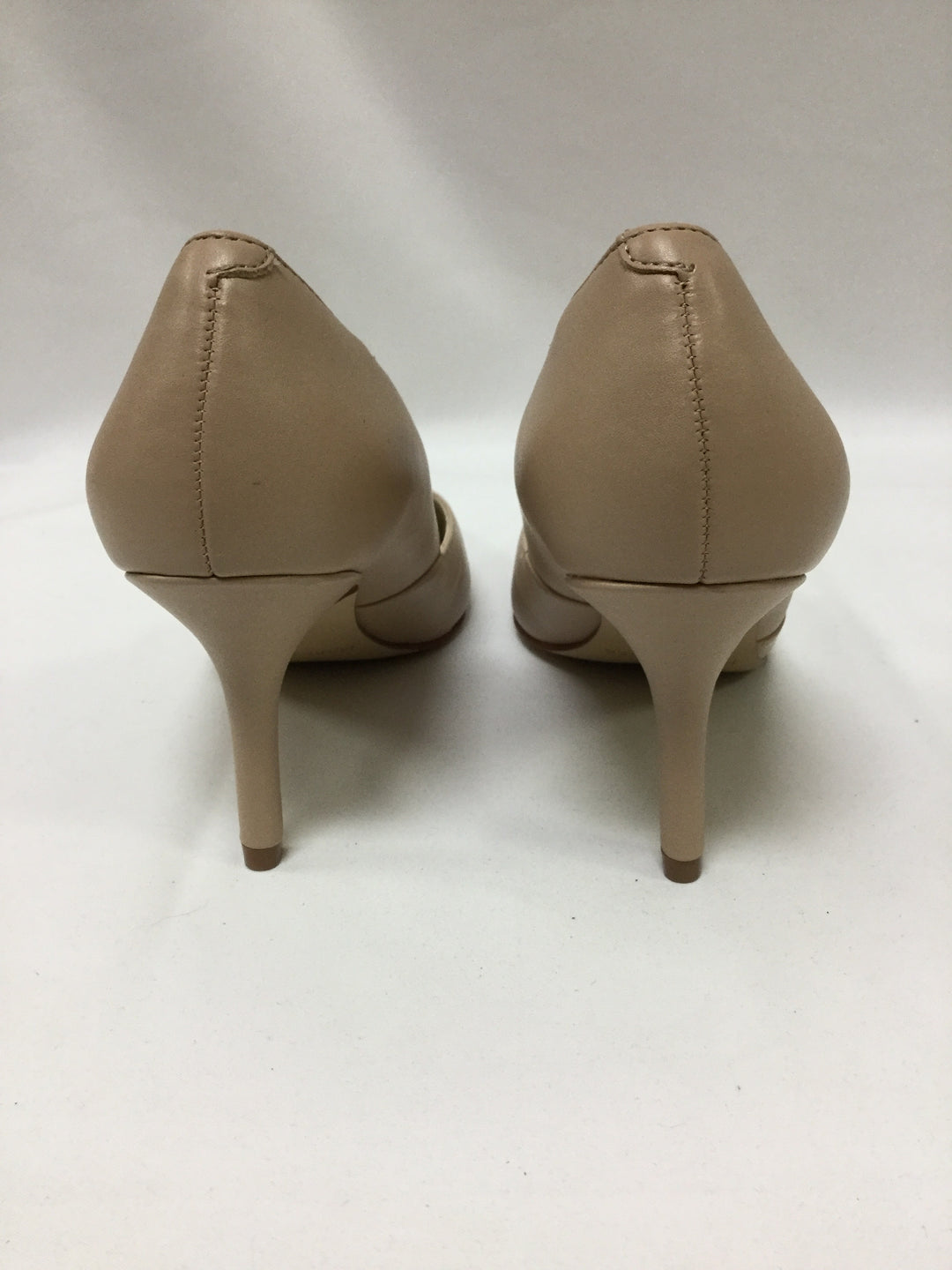 Photo #2 - BRAND: MARC FISHER <BR>STYLE: SHOES HIGH HEEL <BR>COLOR: NUDE <BR>SIZE: 6 <BR>SKU: 155-155178-10112