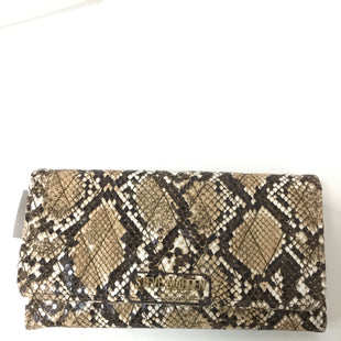 Primary Photo - BRAND: STEVE MADDEN STYLE: WALLET COLOR: LEOPARD PRINT SIZE: LARGE SKU: 155-155224-1644