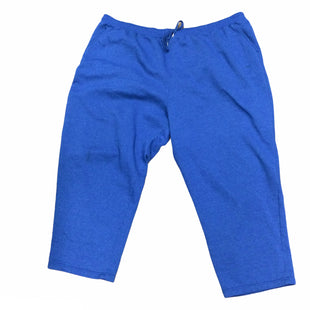 Primary Photo - BRAND: WOMAN WITHIN STYLE: ATHLETIC PANTS COLOR: BLUE SIZE: 5 SKU: 155-15599-243040