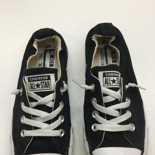 Primary Photo - BRAND: CONVERSE STYLE: SHOES ATHLETIC COLOR: BLACK SIZE: 8 SKU: 155-155127-56800