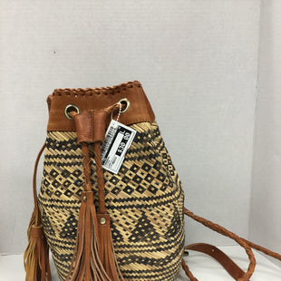 Primary Photo - BRAND:  AMERIISTYLE: HANDBAG COLOR: STRAW SIZE: MEDIUM OTHER INFO: AMERII - SKU: 155-155224-19343