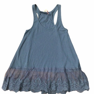 Primary Photo - BRAND: UMGEE STYLE: TANK TOP COLOR: BLUE SIZE: S SKU: 155-155220-5349