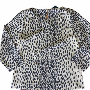 Primary Photo - BRAND: J CREW STYLE: TOP LONG SLEEVE COLOR: LEOPARD PRINT SIZE: S SKU: 155-155226-2123
