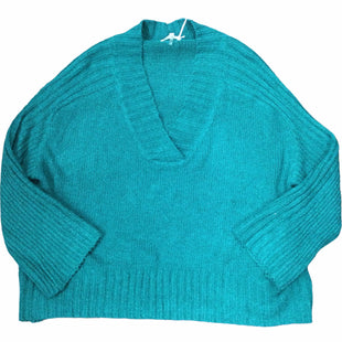 Primary Photo - BRAND: MIRACLE STYLE: SWEATER HEAVYWEIGHT COLOR: TEALSIZE: M SKU: 155-155220-8322