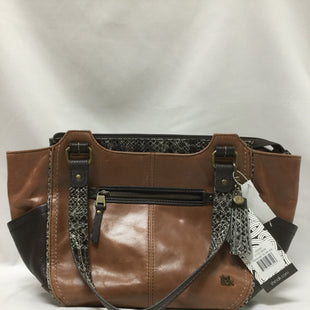 Primary Photo - BRAND: THE SAK STYLE: HANDBAG COLOR: BROWN SIZE: MEDIUM SKU: 155-155228-438