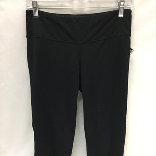 Primary Photo - BRAND: GAPFIT STYLE: ATHLETIC CAPRIS COLOR: BLACK SIZE: S SKU: 155-155224-2749