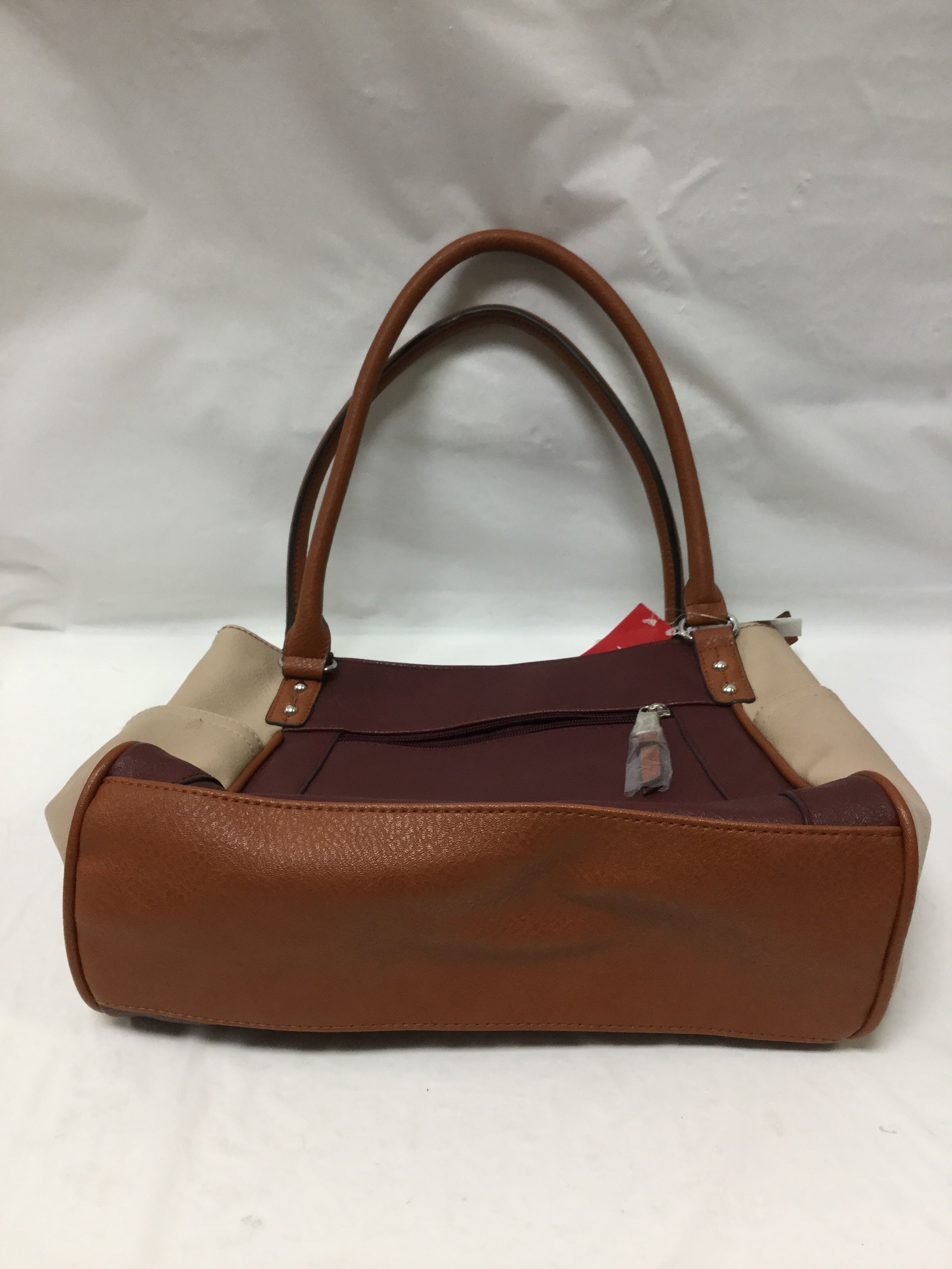Photo #1 - BRAND: ROSETTI <BR>STYLE: HANDBAG <BR>COLOR: BROWN <BR>SIZE: LARGE <BR>SKU: 155-155215-1985
