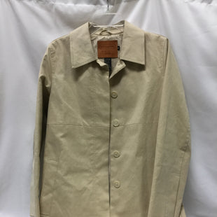 Primary Photo - BRAND: COACH STYLE: COAT SHORT COLOR: TAN SIZE: M SKU: 155-15599-234607