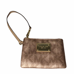 Primary Photo - BRAND: MICHAEL KORS STYLE: WRISTLET COLOR: PINK SKU: 155-155224-20619