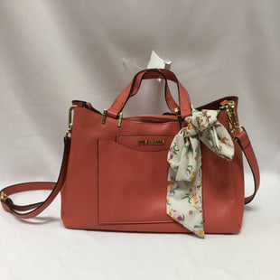 Primary Photo - BRAND: STEVE MADDEN STYLE: HANDBAG COLOR: ORANGE SIZE: MEDIUM SKU: 155-155187-24813