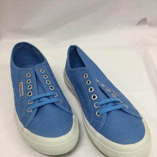 Primary Photo - BRAND: SUPERGA STYLE: SHOES FLATS COLOR: BABY BLUE SIZE: 7.5 SKU: 155-155224-1779