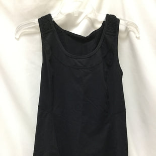 Primary Photo - BRAND: LULULEMON STYLE: ATHLETIC TANK TOP COLOR: BLACK SIZE: S SKU: 155-155220-4944