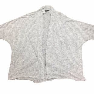 Primary Photo - BRAND: ANA STYLE: SWEATER CARDIGAN LIGHTWEIGHT COLOR: GREY SIZE: L OTHER INFO: NOTED - SMALL STAIN ON SLEEVE SKU: 155-15599-246980