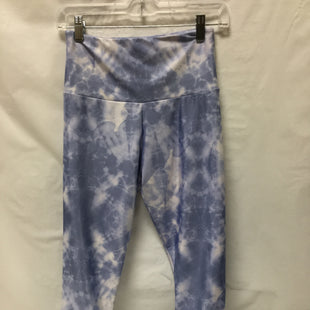 Primary Photo - BRAND:    CLOTHES MENTOR STYLE: ATHLETIC PANTS COLOR: BLUE WHITE SIZE: M OTHER INFO: ONZIE - SKU: 155-155224-11145