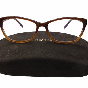 Primary Photo - BRAND: TOM FORD STYLE: ACCESSORY TAG COLOR: BROWN SIZE: S OTHER INFO: PRESCRIPTION LENSES; PRICED FOR FRAMES SKU: 155-155224-25270