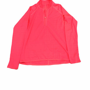 Primary Photo - BRAND: ATHLETA STYLE: ATHLETIC TOP COLOR: NEON SIZE: M SKU: 155-155220-6971