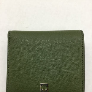 Primary Photo - BRAND: KATE SPADE STYLE: WALLET COLOR: OLIVE SIZE: SMALL SKU: 155-155201-17286
