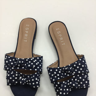 Primary Photo - BRAND: ESPRIT STYLE: SANDALS FLAT COLOR: POLKADOT SIZE: 6.5 SKU: 155-155187-19676
