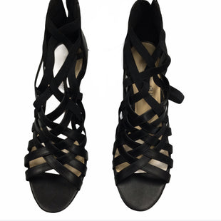 Primary Photo - BRAND: LIZ CLAIBORNE STYLE: SANDALS LOW COLOR: BLACK SIZE: 9.5 SKU: 155-155201-18395