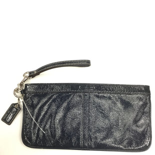 Primary Photo - BRAND: COACH STYLE: WRISTLET COLOR: NAVY SKU: 155-155163-115728