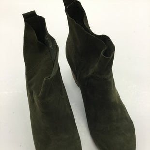 Primary Photo - BRAND: STEVE MADDEN STYLE: BOOTS ANKLE COLOR: OLIVE SIZE: 7 SKU: 155-155201-14678
