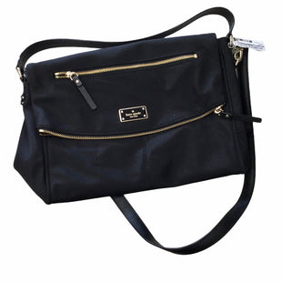 Primary Photo - BRAND: KATE SPADE STYLE: HANDBAG DESIGNER COLOR: BLACK SIZE: LARGE SKU: 155-155130-219713
