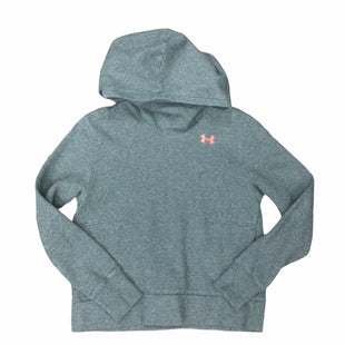 Primary Photo - BRAND: UNDER ARMOUR STYLE: SWEATSHIRT HOODIE COLOR: GREY SIZE: S SKU: 155-15599-241162