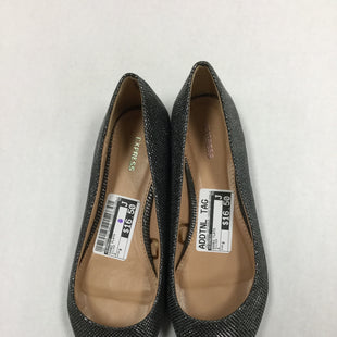 Primary Photo - BRAND: EXPRESS STYLE: SHOES FLATS COLOR: SILVER SIZE: 8 SKU: 155-15599-237368