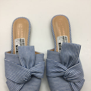 Primary Photo - BRAND: LC LAUREN CONRAD STYLE: SHOES FLATS COLOR: BABY BLUE SIZE: 9 SKU: 155-155130-207621