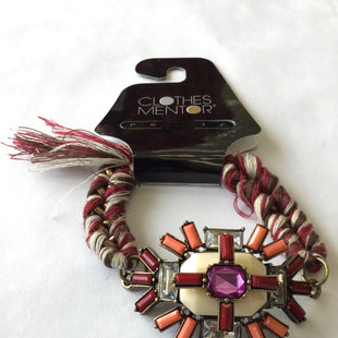 Primary Photo - BRAND:    BERRYSTYLE: BRACELET COLOR: MULTI SKU: 155-15599-220999WINE, CREAM, PEACH, VIOLET, BROWN
