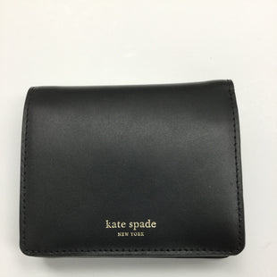 Primary Photo - BRAND: KATE SPADE STYLE: WALLET COLOR: BLACK AND PINKSIZE: SMALL SKU: 155-155220-1135