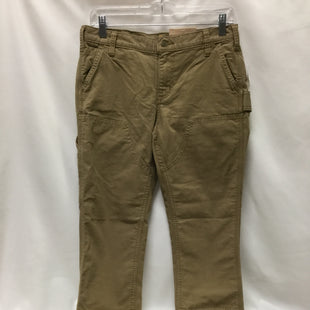Primary Photo - BRAND: CARHART STYLE: PANTS COLOR: KHAKI SIZE: 6 SKU: 155-15599-239219
