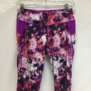 Primary Photo - BRAND: TEK GEAR STYLE: ATHLETIC CAPRIS COLOR: MAGENTA SIZE: S SKU: 155-155130-202900
